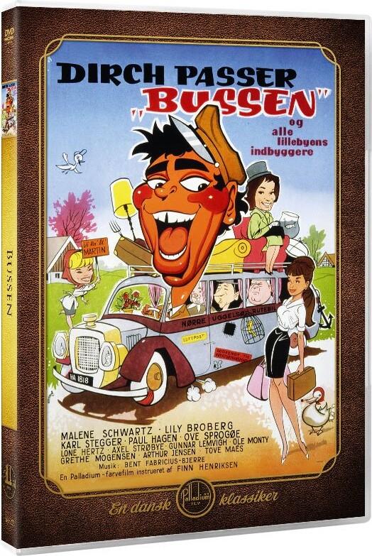 Image of   Bussen - Dirch Passer - DVD - Film