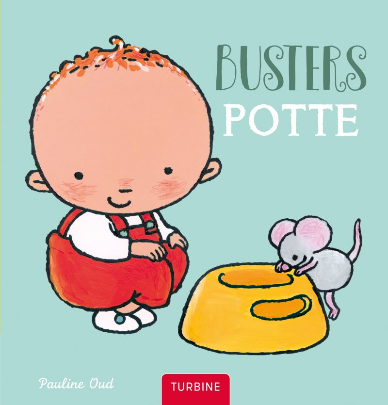 Busters Potte - Pauline Oud - Bog