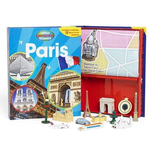 Image of   Busy Book City - Paris - Bog