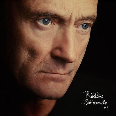 Image of   Phil Collins - But Seriously - Deluxe Edition - CD