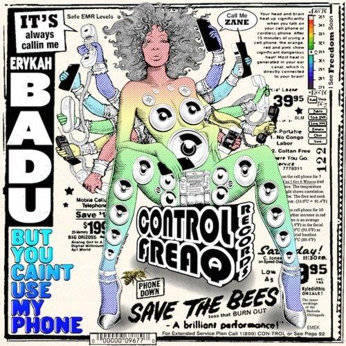 Erykah Badu - But You Caint Use My Phone - Vinyl / LP