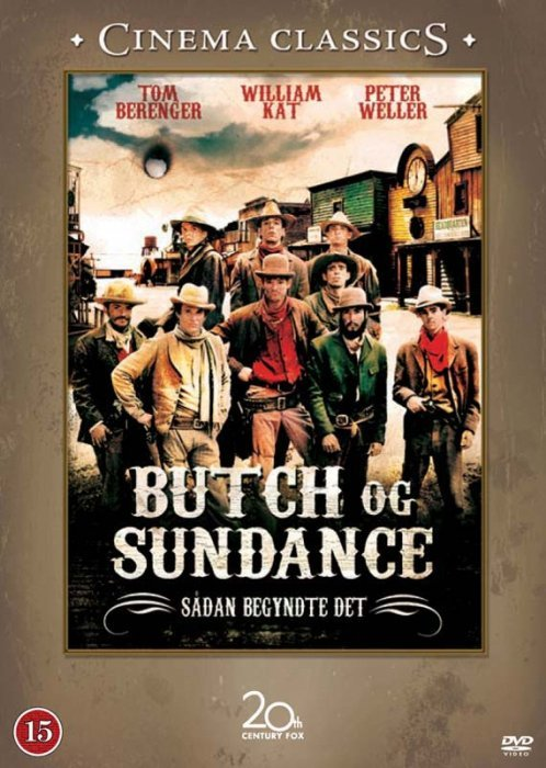 Image of   Butch And Sundance: The Early Days - DVD - Film
