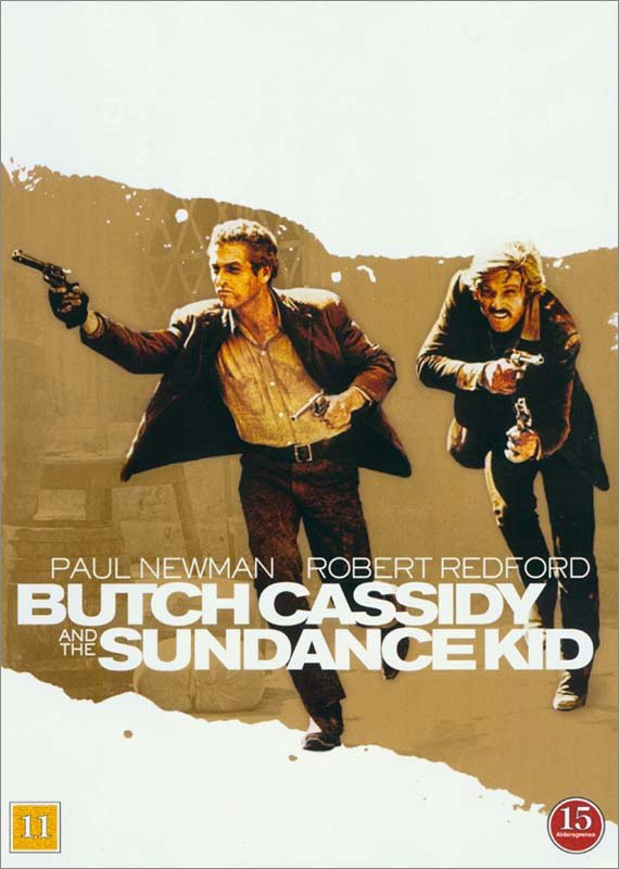 Image of   Butch Cassidy And The Sundance Kid - DVD - Film