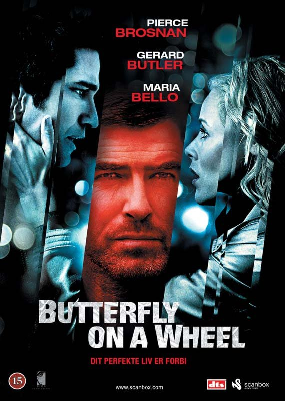Image of   Butterfly On A Wheel - DVD - Film