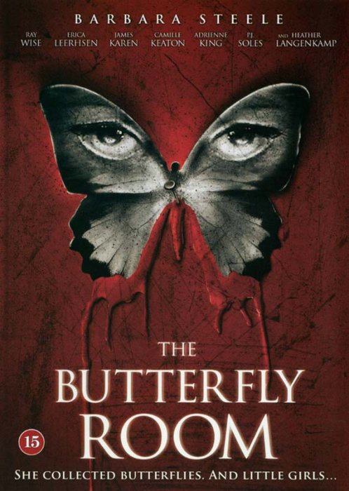 Image of   Butterfly Room - DVD - Film