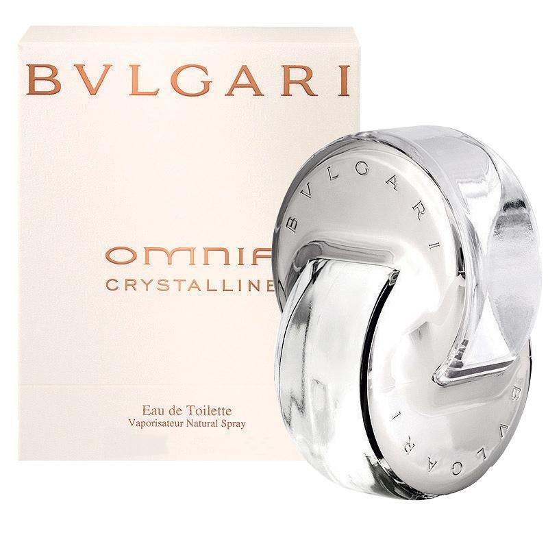 Image of   Bvlgari Edt - Omnia Crystalline - 40 Ml.