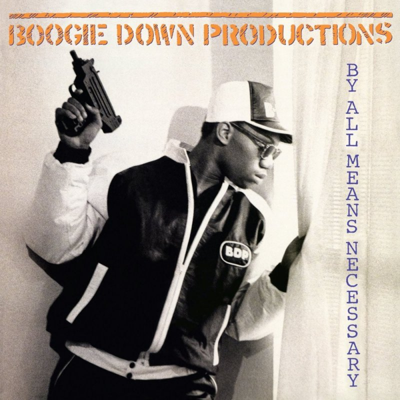 Boogie Down Productions - By All Means Necessary - Vinyl / LP