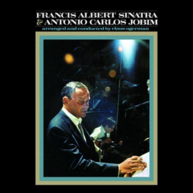 Image of   Frank Sinatra - By Frank Sinatra & Antonio Carlos Jobim, - CD