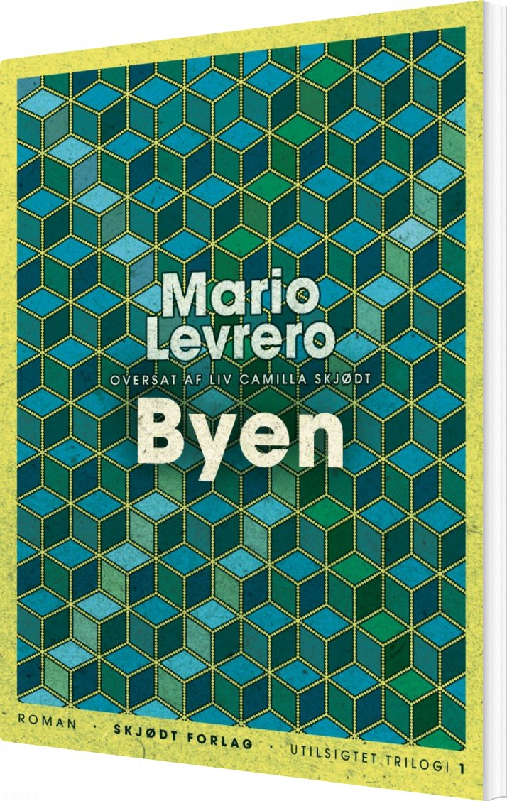 Byen - Mario Levrero - Bog