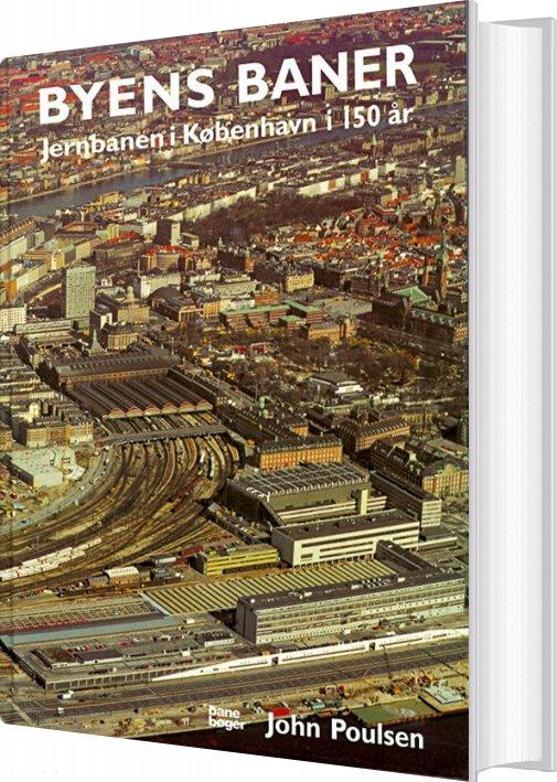 Image of   Byens Baner - John Poulsen - Bog