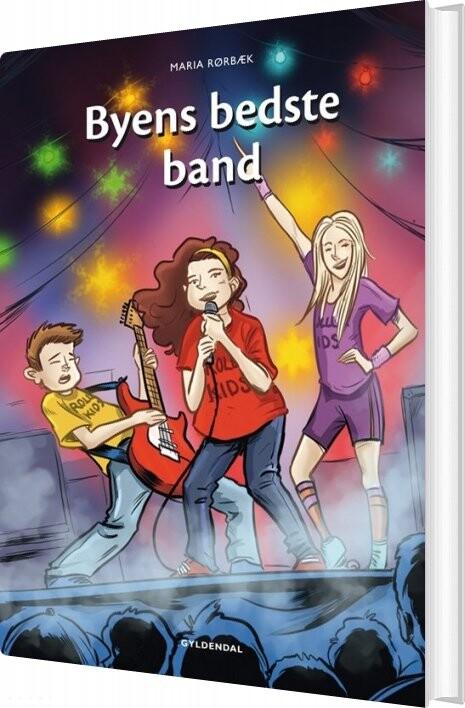 Byens Bedste Band - Maria Rørbæk - Bog