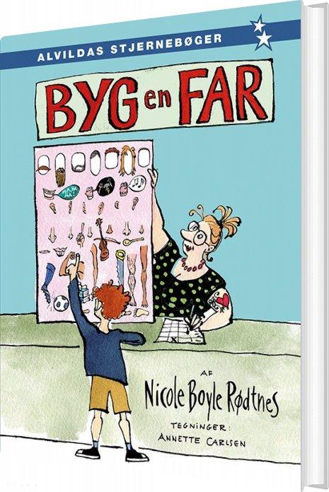 Image of   Byg En Far - Nicole Boyle Rødtnes - Bog