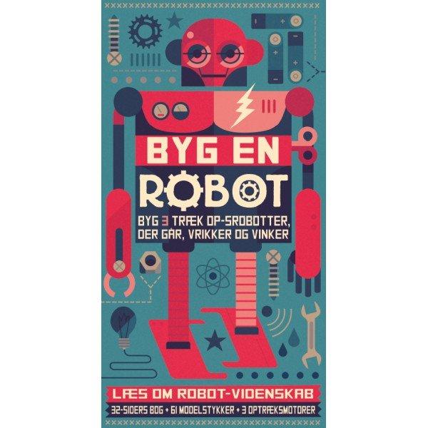 Image of   Byg En Robot - Steve Parker - Bog
