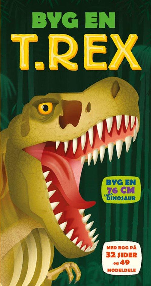 Image of   Byg En T. Rex - Darren Naish - Bog