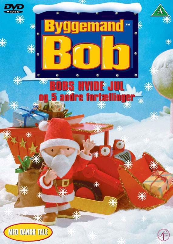 Image of   Byggemand Bob 5 - Bobs Hvide Jul - DVD - Film