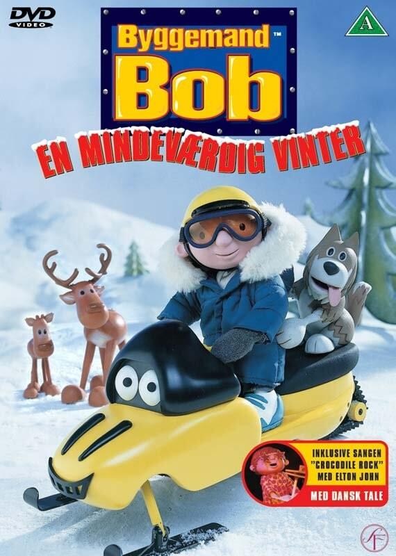 Image of   Byggemand Bob - En Mindeværdig Vinter - DVD - Film