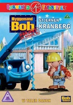 Image of   Byggemand Bob - Stjernen Kranberg - DVD - Film