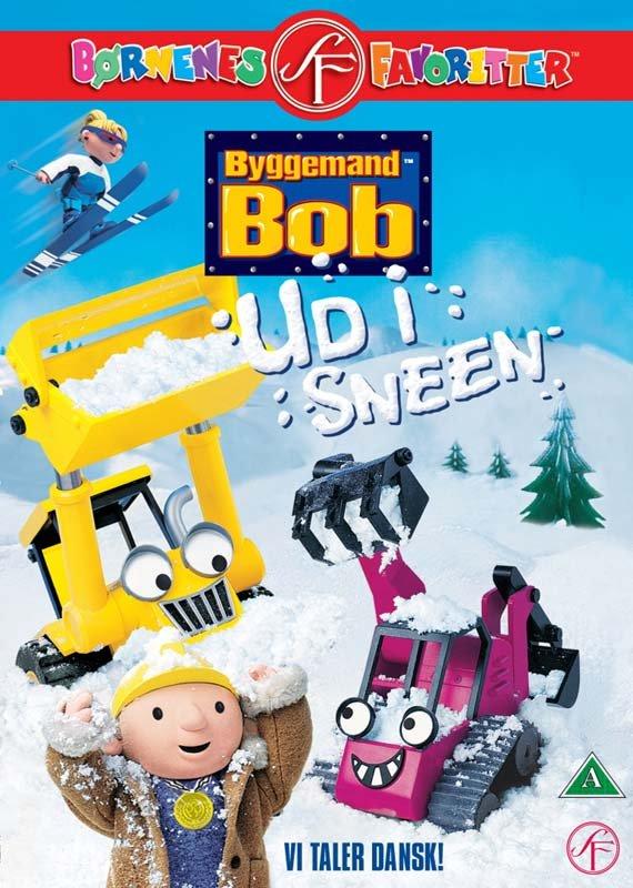 Billede af Byggemand Bob - Ud I Sneen - DVD - Film