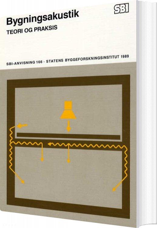 Bygningsakustik - Jørgen Kristensen - Bog