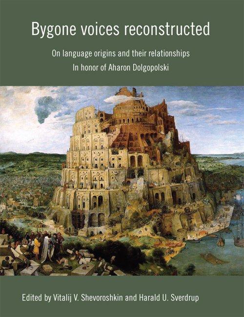 Image of   Bygone Voices Reconstructed - Harald U. Sverdrup - Bog