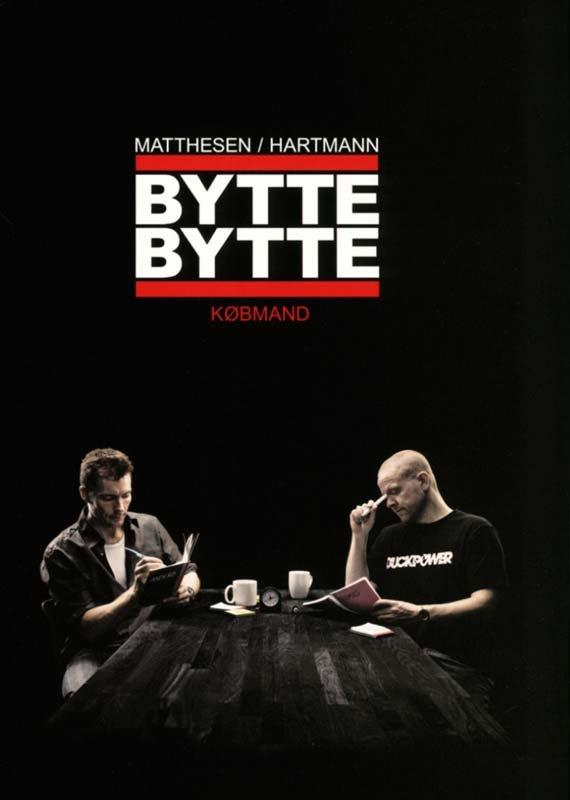 Image of   Bytte Bytte Købmand - Anders Matthesen Og Thomas Hartmann - DVD - Film