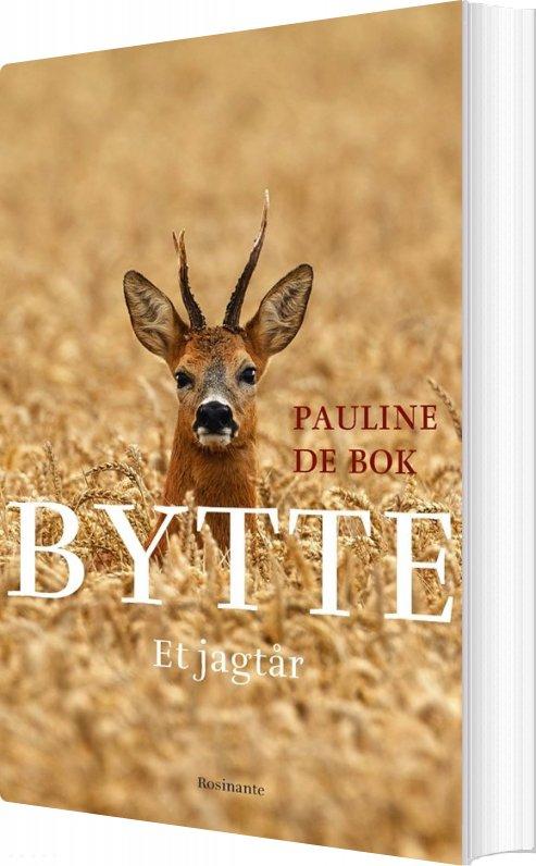 Image of   Bytte - Pauline De Bok - Bog
