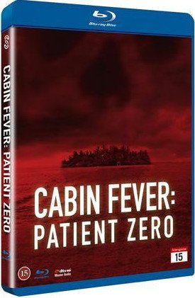 Image of   Cabin Fever: Patient Zero - Blu-Ray