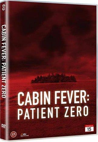 Image of   Cabin Fever: Patient Zero - DVD - Film