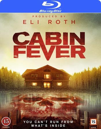 Image of   Cabin Fever - Blu-Ray