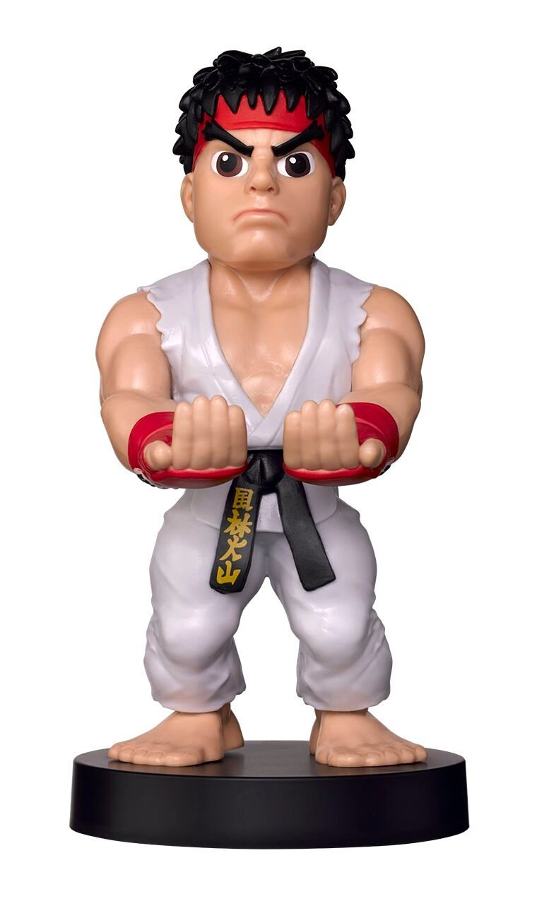 Image of   Cable Guys Ryu Street Fighter Figur