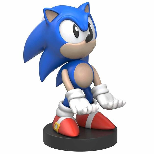 Image of   Sonic The Hedgehog Figur Fra Cable Guys