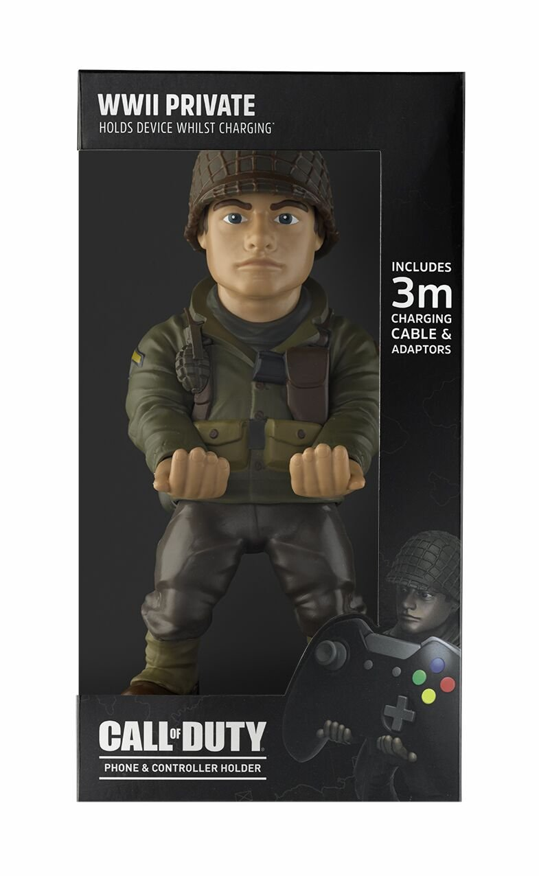 Image of   Cable Guys Wwii Private - Call Of Duty Mobil Og Controller Holder