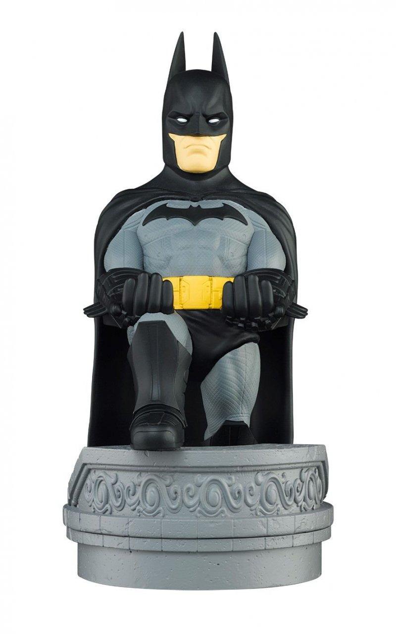 Image of   Cable Guys Figur - Mobil Og Controller Holder - Batman