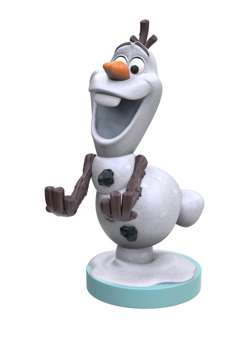 Image of   Cable Guys - Controller Holder Figur - Olaf