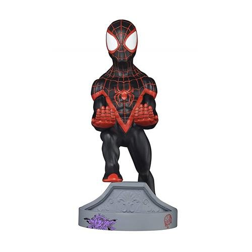 Image of   Cable Guys - Controller Holder - Spider-man Miles Morales
