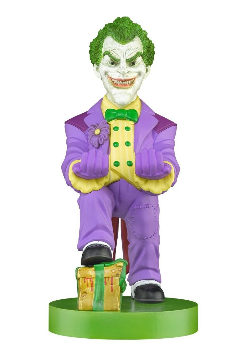 Image of   Cable Guys Figur - Mobil Og Controller Holder - The Joker