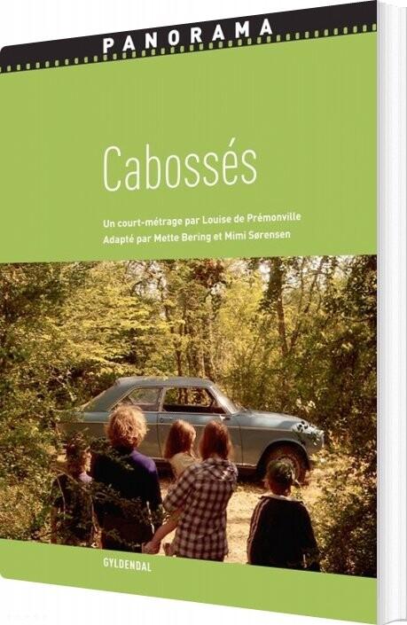 Image of   Cabossés - Mette Bering - Bog
