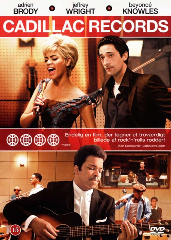 Image of   Cadillac Records - DVD - Film