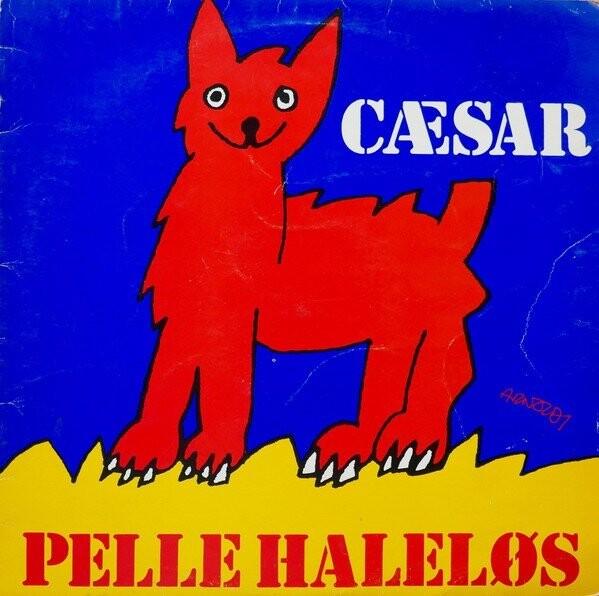 Image of   Cæsar - Pelle Haleløs - CD