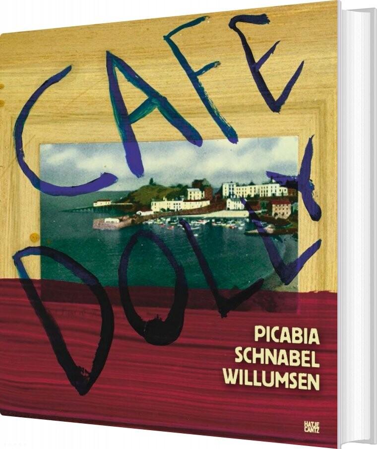 Billede af Café Dolly - Claus Carstensen - Bog
