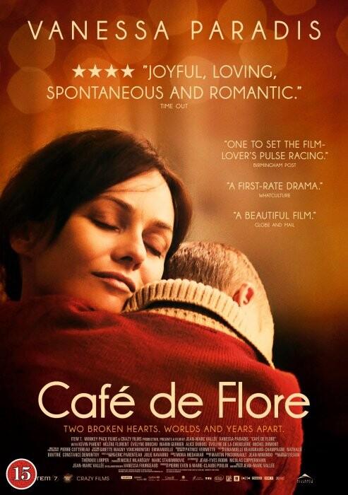 Image of   Cafe De Flore - DVD - Film