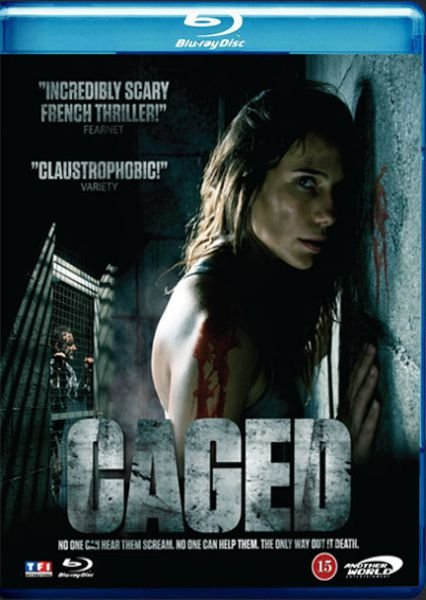 Image of   Caged - Blu-Ray