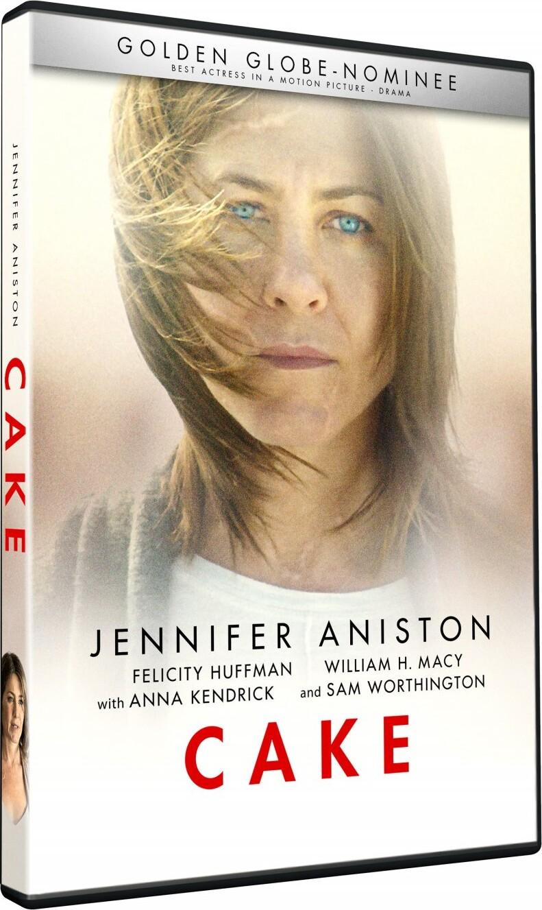 Image of   Cake - DVD - Film