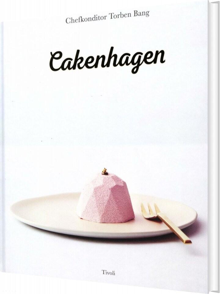 Image of   Cakenhagen - Torben Bang - Bog