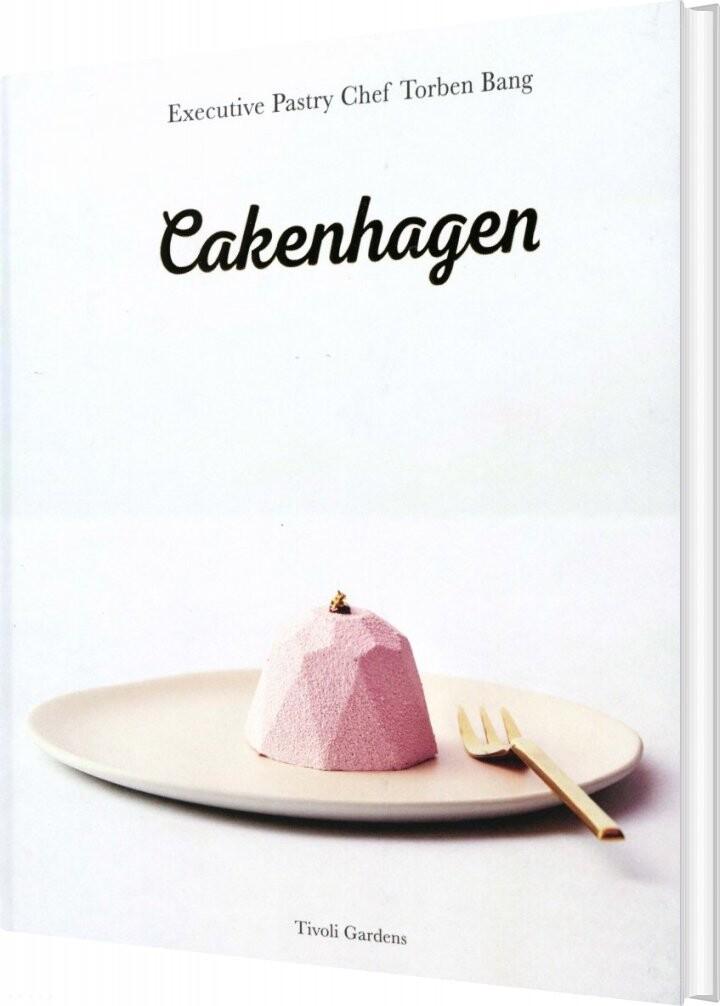 Image of   Cakenhagen Engelsk Udgave - Torben Bang - Bog