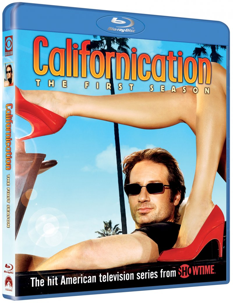 Image of   Californication - Sæson 1 - Blu-Ray - Tv-serie