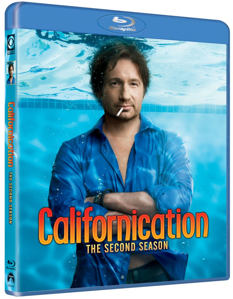 Image of   Californication - Sæson 2 - Blu-Ray - Tv-serie