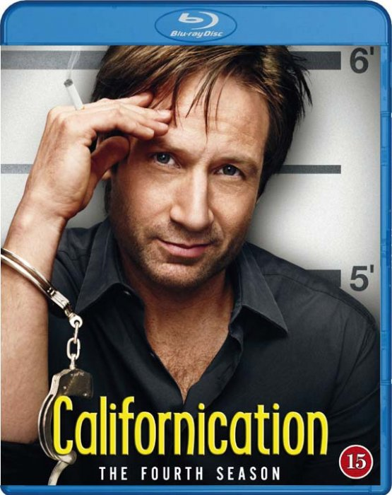 Image of   Californication - Sæson 4 - Blu-Ray - Tv-serie