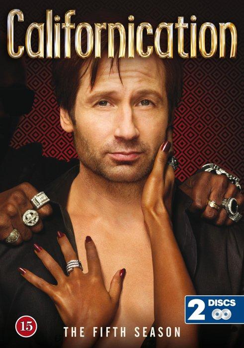 Image of   Californication - Sæson 5 - DVD - Tv-serie