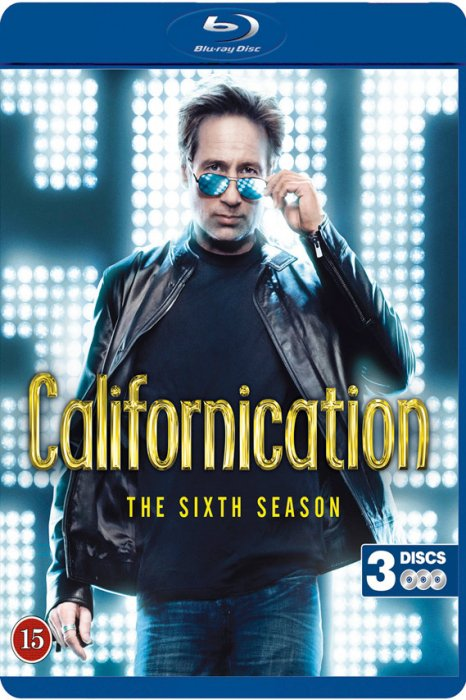Image of   Californication - Sæson 6 - Blu-Ray - Tv-serie